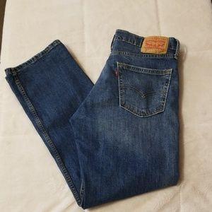 Levi's Classic 514 Straight Fit Jean